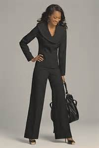 suit yourself in your selected mode of pantsuit