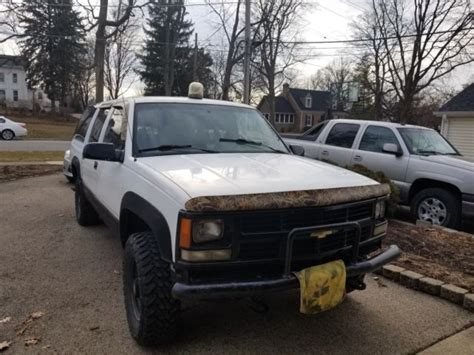 old car owners manuals 1994 chevrolet suburban 1500 free book repair manuals 1994 chevy suburban 1500 king cab a real mans truck a great work horse for sale chevrolet