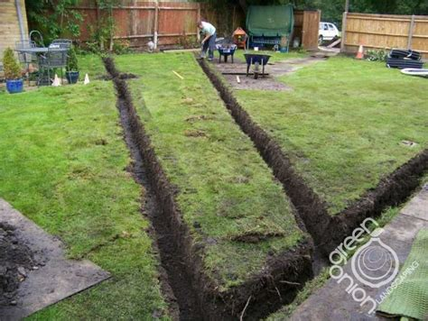 soggy backyard solutions garden drainage smalltowndjs com