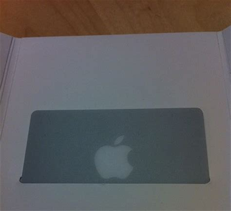 Ipad Gift Card - ipad gift cards spotted at apple stores macstories
