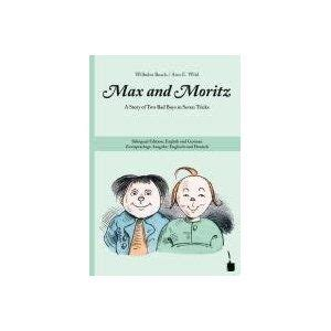 max and moritz bilingual edition german and german edition books on