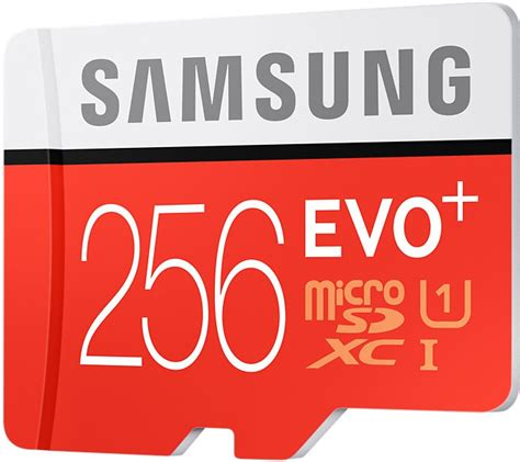 V Micro Sd Hyper Adapter 256 Gb samsung evo plus 256gb microsdxc card sd adapter