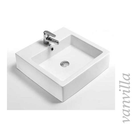 aufsatzwaschbecken mit unterschrank gäste wc keramik waschbecken k 252 che keramik waschbecken oval weiss