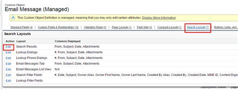 Remove Email From Search Deleting Emails From A Global Search In Salesforce Match My Email