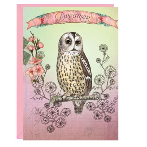 Papaya Gift Card - papaya art owl dreamer greeting card shop nectar high falls ny