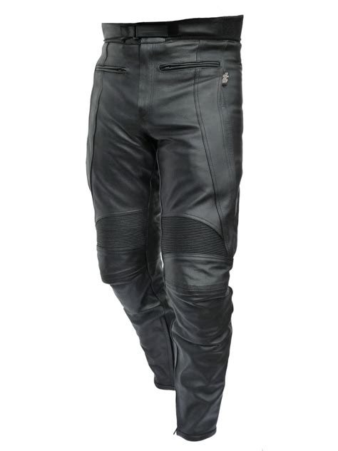 motorcycle trousers jts cobra 3 mens leather motorcycle trousers free uk