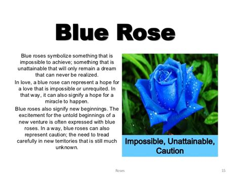 meaning of a blue rose tattoo roses