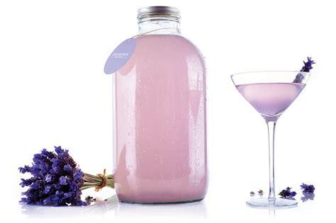 lavender martini litchi lavender martini premix