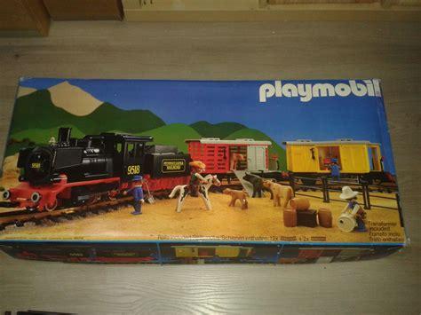 Set Sleting playmobil set 4029 steam freight set klickypedia