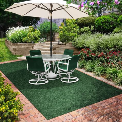Beautiful Dark Green Large Outdoor Rug All About Rugs Outdoor Carpets And Rugs