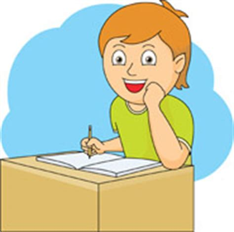 Free School Clipart Clip Art Pictures Graphics And Student Sitting At Desk Clipart