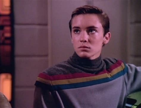 Shut Up Wesley Meme - 80 s 90 s central top 5 most annoying wesley crusher