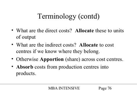 Kelley Direct Mba Course Materials Cost by Accounting34