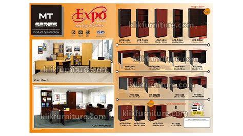Meja Expo Mt 3002 mt 3001 meja tulis kantor 1 2 biro expo promo