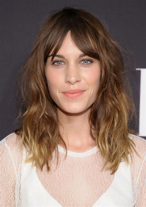 medium ombre haircuts 2014 alexa chung haircuts medium ombre hair style