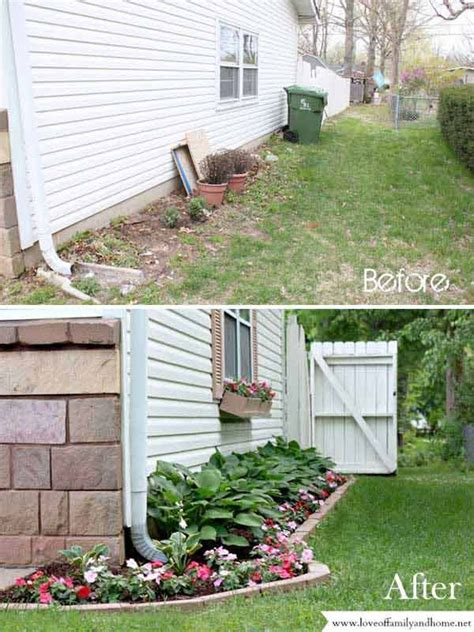 diy backyard landscaping ideas 20 cheap ways to improve curb appeal if you re selling