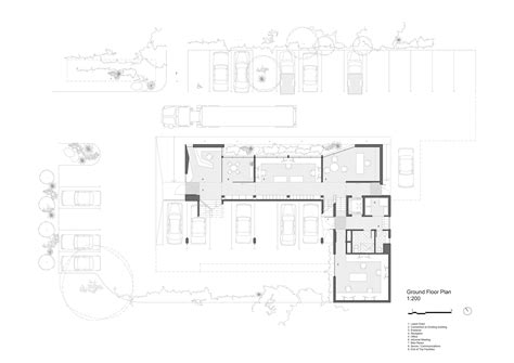 building ground floor plan gallery of sanwell office building braham architects 22