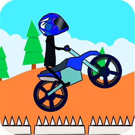 Bike Race Game Gift Cards - amazon com doodle stick bike racing 2 a bmx stickman stunt game appstore for android