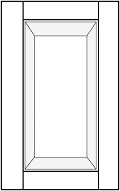 Cabinet Doors By Horizon Square Raised Panel Horizon Cabinet Doors