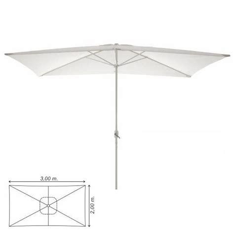 ombrellone per terrazzo ombrellone da mercato terrazzo balcone rettangolare 3x2