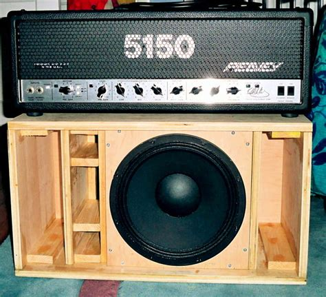 build a ported guitar cabinet