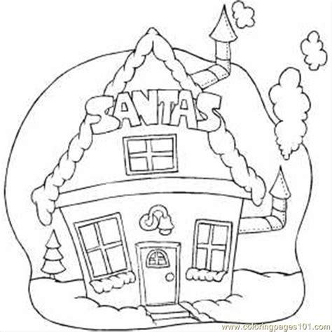 coloring pages of santa s workshop search results for santa s workshop coloring pages