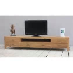 meuble tv design en teck 6 tiroirs en vente chez orgin s