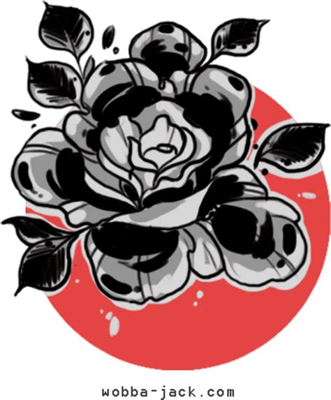 tatuaggio fiore della vita significato tatuaggio rosa wobba