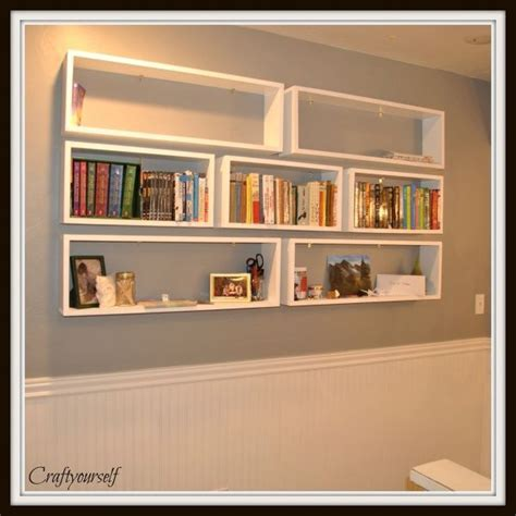 Floating Bookcase Shelves 25 best ideas about floating bookshelves on floating shelves diy shelving ideas