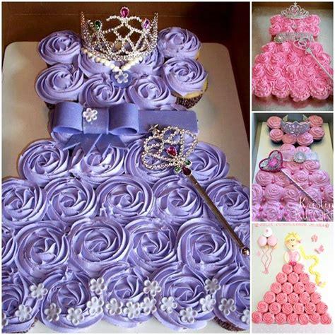 Dress Ribbon Onde Minie Kid cupcake cake ideas the idea room