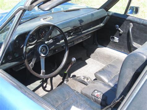Porsche 914 Interior by 1971 Porsche 914 Interior Pictures Cargurus