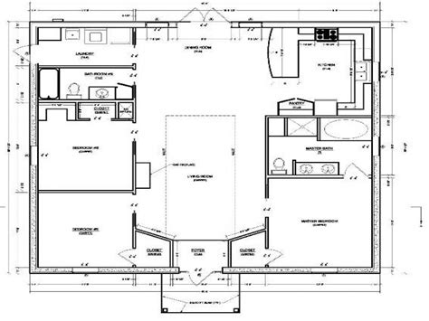 1000 square feet floor plans small cottage house plans small house plans under 1000 sq