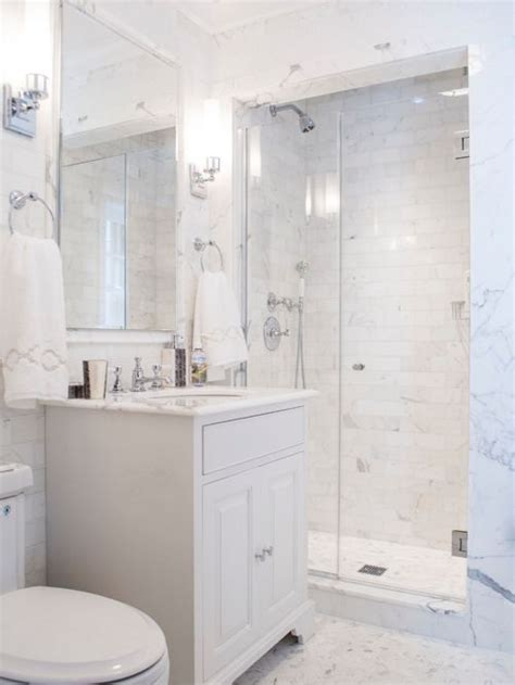 White Bathroom Ideas Photos by Small White Bathroom Home Design Ideas Pictures Remodel