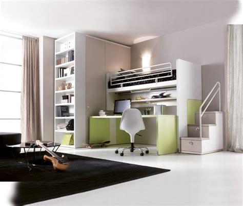 lit mezzanine ado avec bureau et rangement bureau mezzanine en 56 id 233 es inspirantes