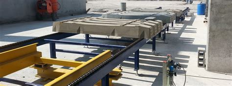 Prestressed Concrete Sleepers by Prestressed Concrete Sleepers For The American Continent