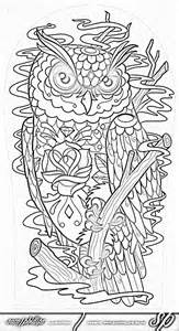 Owl owl birds owls coloring book owl coloring pages sugar skull
