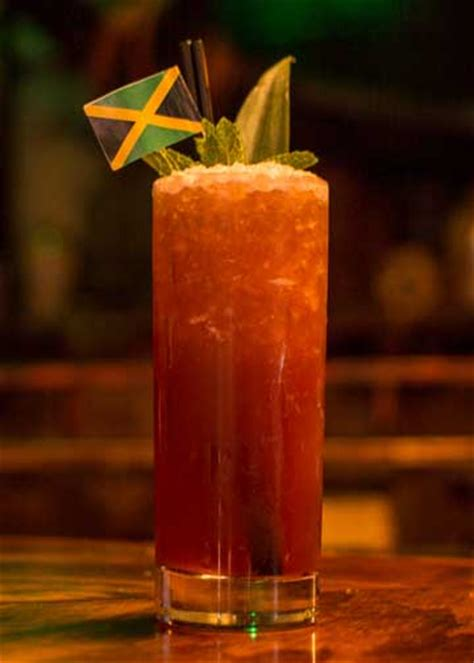 Jamaican Planters Punch by Smuggler S Cove