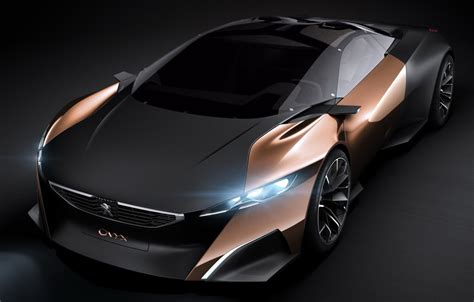 peugeot concept cars peugeot onyx concept car youtube