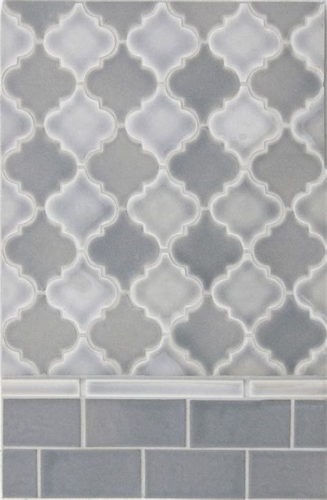 grey arabesque