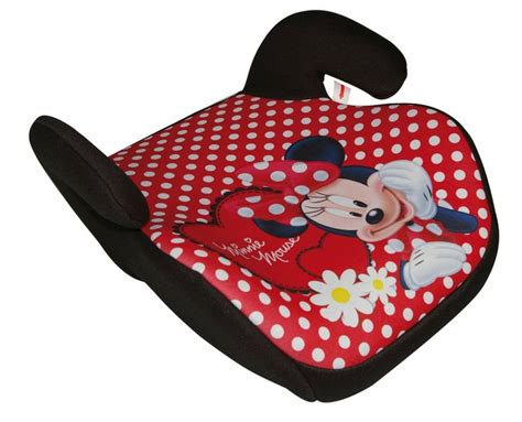 minnie mouse booster car seat cover disney minnie mouse booster car seat car accessories