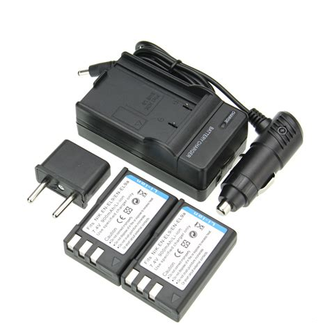 buy wholesale nikon d40 battery charger from