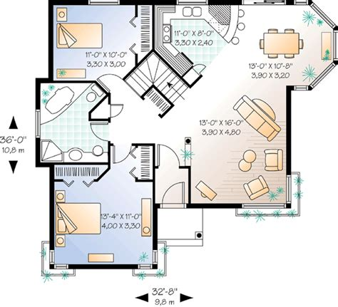 cozy cottage floor plans cozy cottage with choices 21038dr architectural