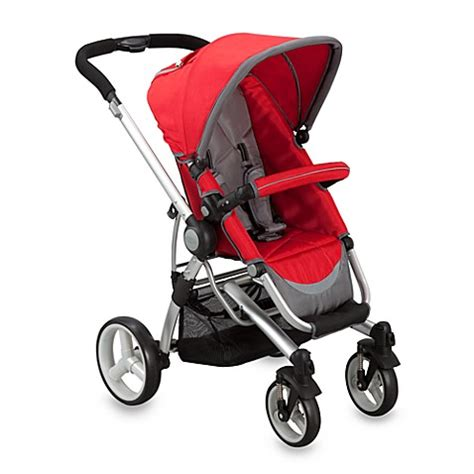 bed bath and beyond strollers simmons 174 tour buggy stroller with reversible seat bed