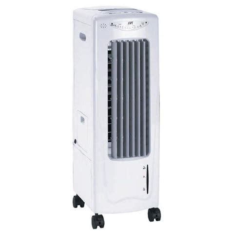 spt portable air conditioners 282 cfm 3 speed portable