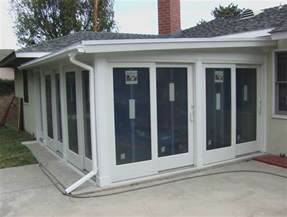 cost to enclose patio want to enclose back porch ar15