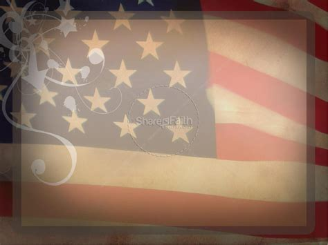 patriotic powerpoint templates patriotic american flag memorial day powerpoints