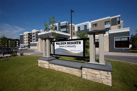 Walden Nursing Home by Agecare Walden Heights Calgary Retirement Homes