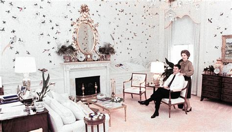 reagan alzheimer s white house nancy reagan s most memorable white house decor both good