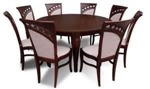 Superbe Ikea Table Salle A Manger Avec Rallonge #6: Table-salle-manger-ronde-8chaises.jpg