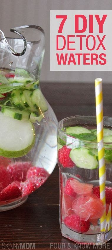 Ms Fitness Detox by 7 Diy Detox Water Recipes Health Inspiration Fitness